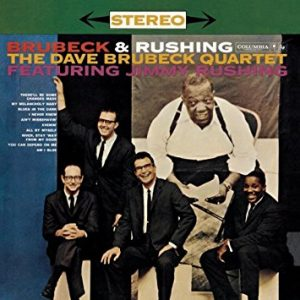 dave brubeck quartet with jimmy rushing - evenin' 1960
