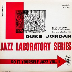 duke jordan - jazz laboratory series vol. 1 (1959)