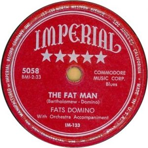 fats domino - the fatman 1949