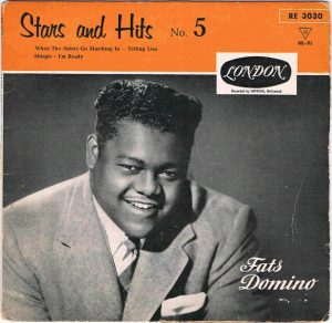 fats domino - when the saint go marching in 1959