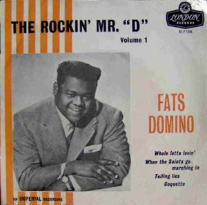 fats domino - whole lotta loving (1958)