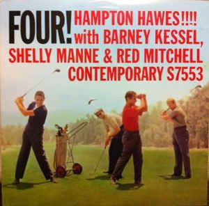 hampton hawes - four (1958)
