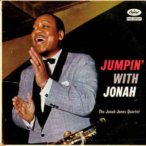 Jonah Jones Quartet - Jumpin' with Jonah 1958