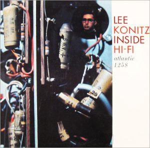 lee konitz - inside hi-fi 1956
