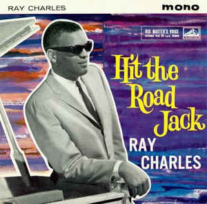 ray charles hit the road jack (1961)