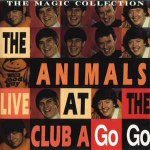 the animals club a go go