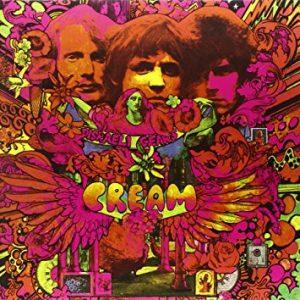 Cream - Disraeli Gears (1967)