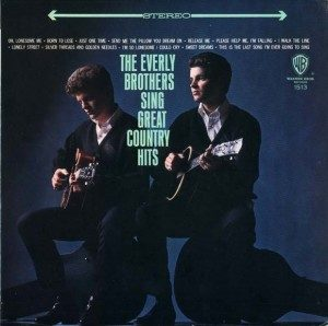 The Everly Brothers - Sing Great Coutry Hits (1963) (