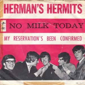 herman & the hermits - no molk today
