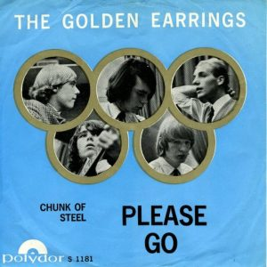 the golden ear-rings - please go