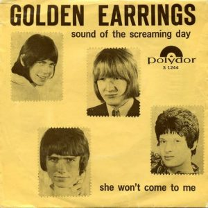 golden earrings - sound of the screaming days