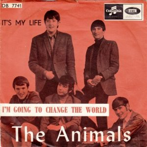 the animals it's my life