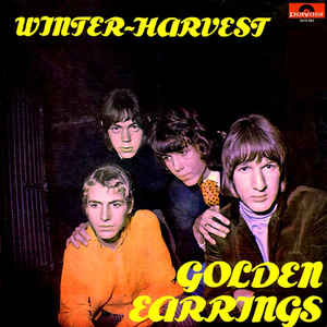 golden ear-rings - winter harvest