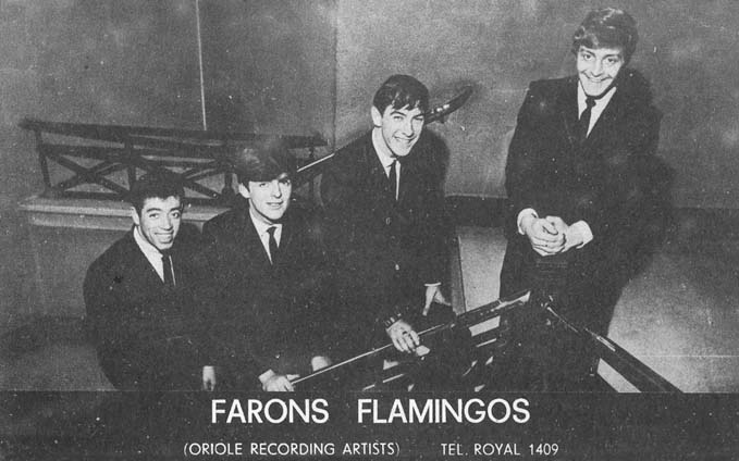 faron's flamingos