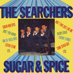 the searchers - saint & searchers