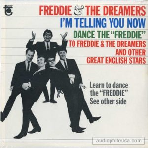 freddie & the dreamers - i'm tellin' you know
