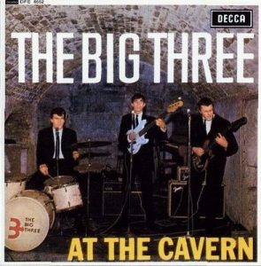 the big three at the cavern