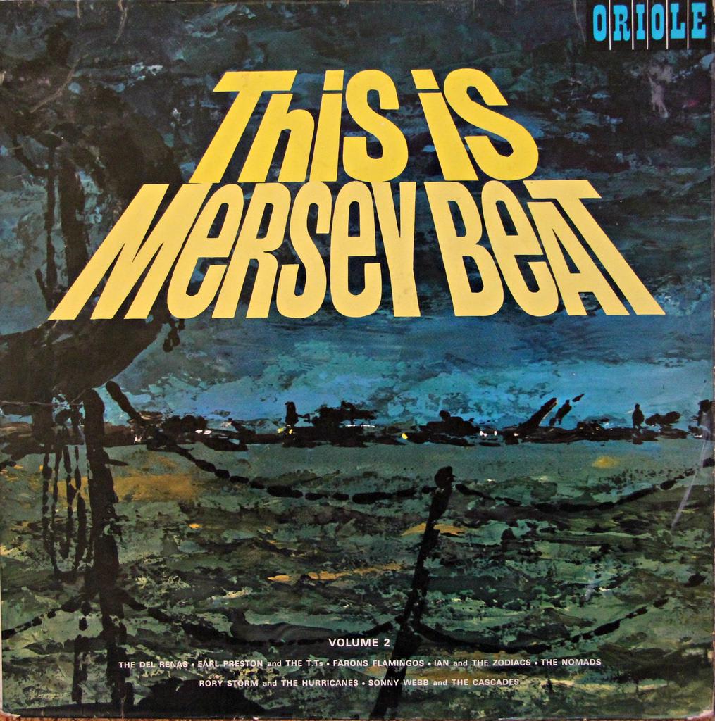 merseybeat 1959-1965