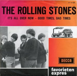 rolling stones - single it's all over now