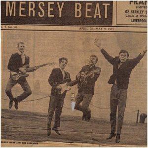 merseybeat van sonny webb & the cascades