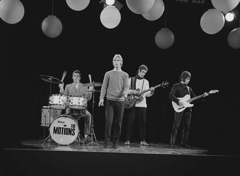 the motions 1964-1967