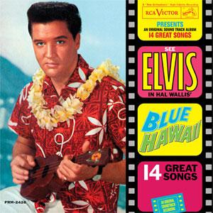 elvis presley - blue hawaii (1961)