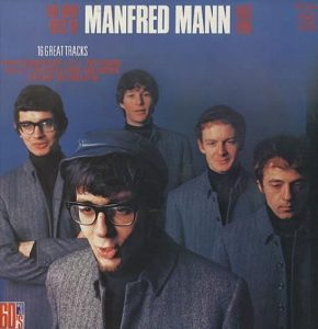 manfred mann - the five faces of....(1965)