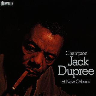 champion jack dupree - the blues champion