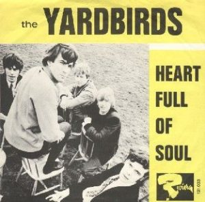 the yardbirds - 4e single 1965