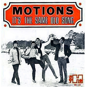 the motions - 9e single 1966 - it's the same old song