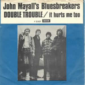 john mayall & his bluesbreakers with peter green