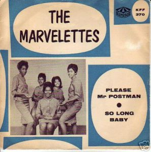the marvelettes - single please misterpostman 1961