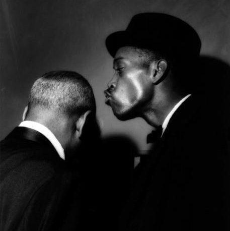 sonny stitt begroet colemanhawkins (1957)