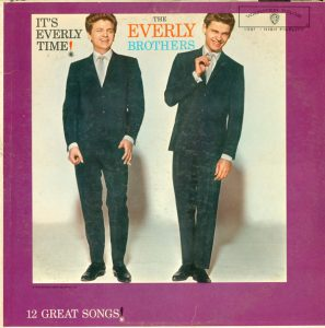 the everly brothers - it's everly time (1960)