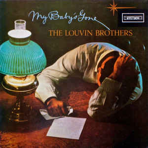 the louvin brothers - my baby's gone (1960)