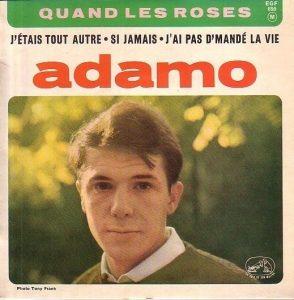 adamo - si jamais (1964)