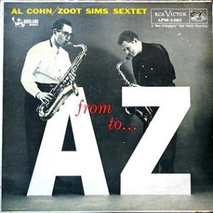 al cohn & zoot sims - from a to z (1956)