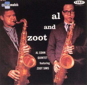 al cohn & zoot sims - al and zoot (1957)