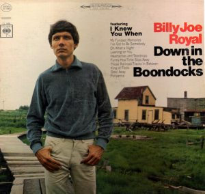 billy joe royall - down in the boonracks (1965)