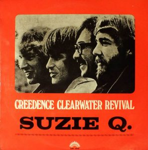 creedence clearwater revival - suzie q