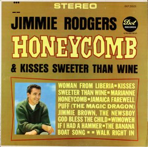 jimmy rodgers - lp dotrecords