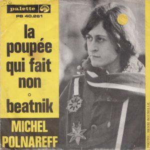 michel polnareff - single (1967) - la poupeé qui fait non