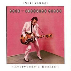 neil young - everybody's rockin' (1983)