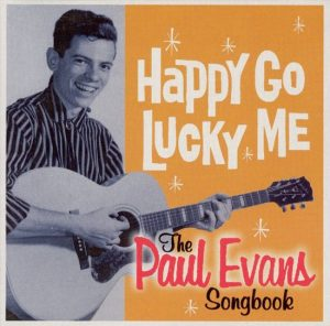 paul evans - single: happy go lucky me (1960)