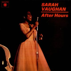 sarah vaughan - after hours (1961)