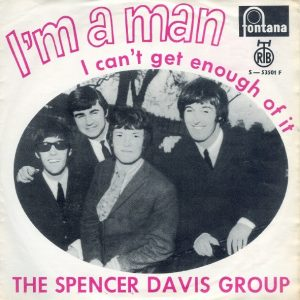 spencer davis group - single: i am man (