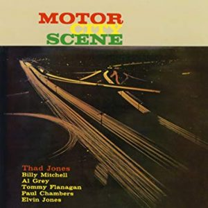 thad jones motor city scene