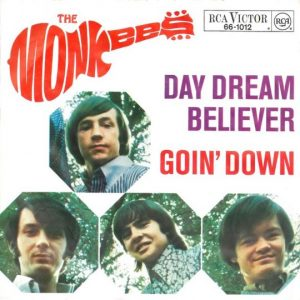 the monkees - single (1967) - day dream believer