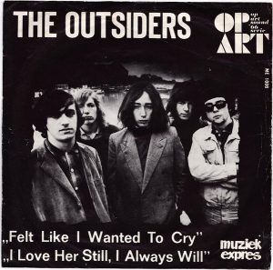 the outsiders - single: i love her still I always will (1966)