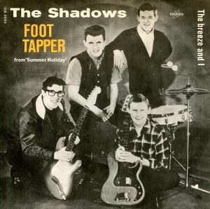 the shadows - single (1963) foot tapper